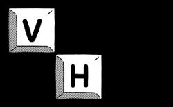 Veseli Hackeri logo